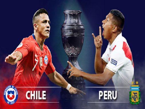 Nhận định Chile vs Peru ngày 4/7 khí chất của Nhà Vua