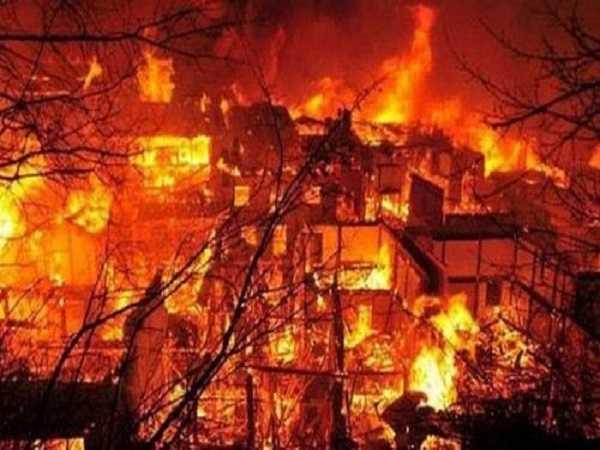 Mơ thấy cháy nhà bạn nên đánh con số nào?