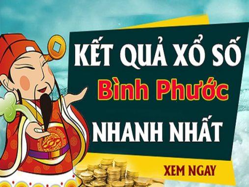 Soi cầu XS Bình Phước chính xác thứ 7 ngày 28/03/2020