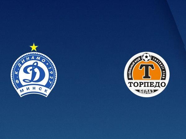 Nhận định Dinamo Minsk vs Torpedo Zhodino, 23h00 ngày 3/04