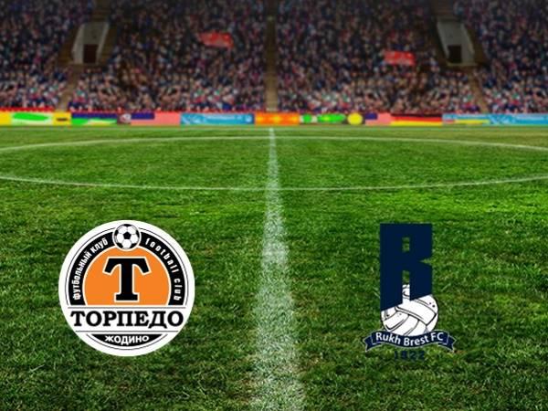 Nhận định Torpedo Zhodino vs Rukh Brest, 20h00 ngày 26/04