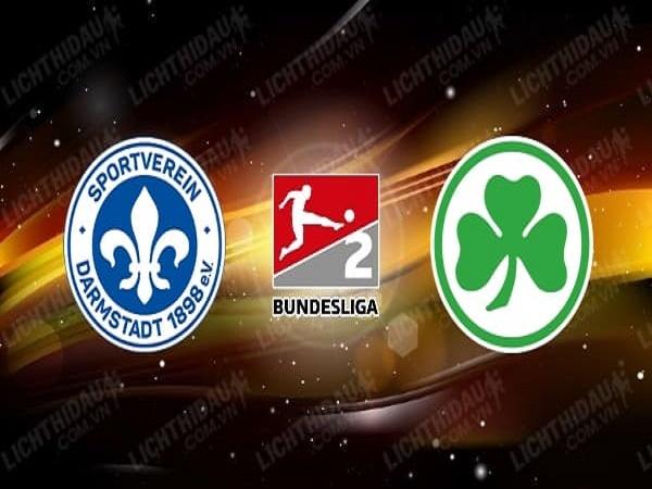 Nhận định kèo Darmstadt vs Greuther Furth, 23h30 ngày 29/5