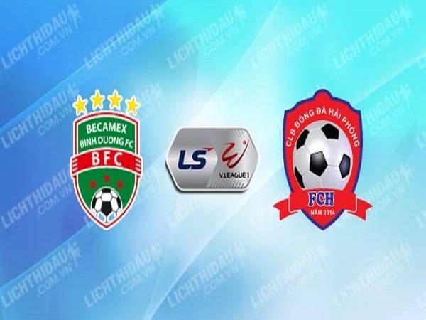 Nhận định Bình Dương vs Hải Phòng 17h00, 11/6 (V-League 2020)