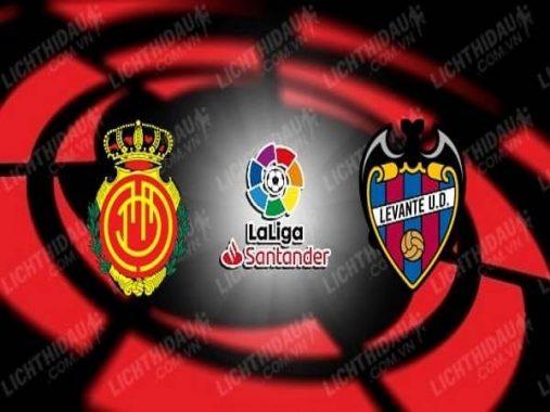 Nhận định Mallorca vs Levante 00h30, 10/07 – VĐQG Tây Ban Nha