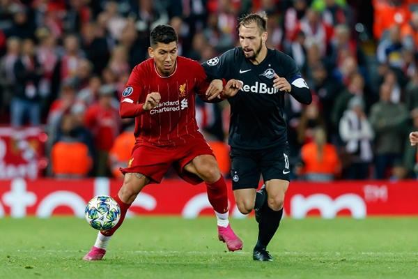 Nhận định trận đấu RB Salzburg vs Liverpool, 21h00 ngày 25/8