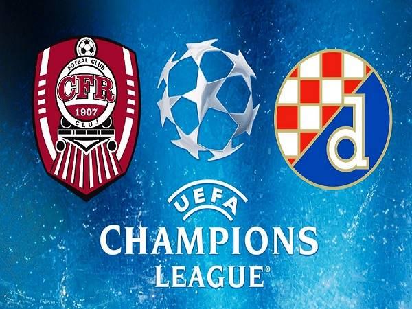 Nhận định kèo CFR Cluj vs Dinamo Zagreb, 1h00 ngày 27/08