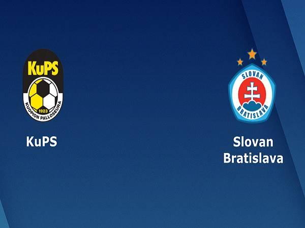 Nhận định KuPS vs Slovan Bratislava 22h30, 17/09 - Cúp C2 châu Âu