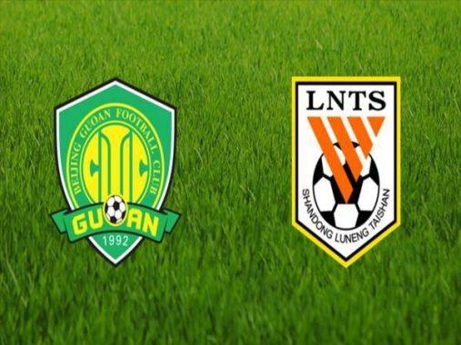 Nhận định kèo Beijing Guoan vs Shandong Luneng, 18h35 ngày 22/10