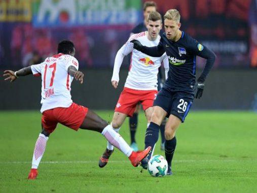 Nhận định Hertha vs RB Leipzig, 20h30 ngày 24/10