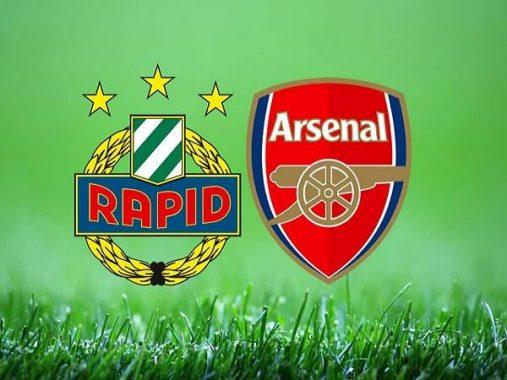 Nhận định Rapid Wien vs Arsenal 00h00, 23/10 – Europa League