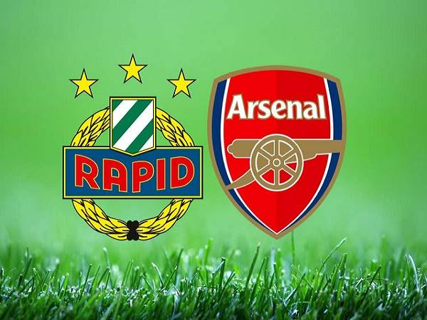 Nhận định Rapid Wien vs Arsenal 00h00, 23/10 - Europa League