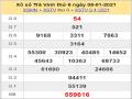Soi cầu XSTV 15/1/2021 chốt số dự đoán kết quả hôm nay