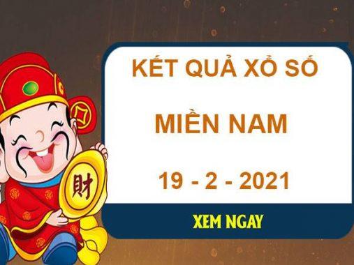 Soi cầu XSMN thứ 6 ngày 19/2/2021