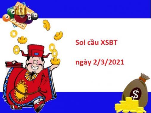 Soi cầu XSBT 2/3/2021 – Soi cầu xổ số Bến Tre thứ 3