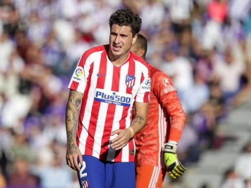 Thông tin tiểu sử cầu thủ Jose Maria Gimenez và sự nghiệp của anh