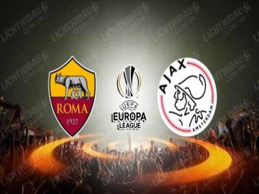 Nhận định AS Roma vs Ajax, 02h00 ngày 16/4 : Khách vượt trội