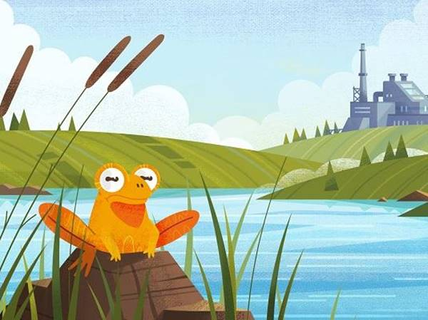 Mơ thấy ếch cảnh báo con đường công danh? Đánh con gì?