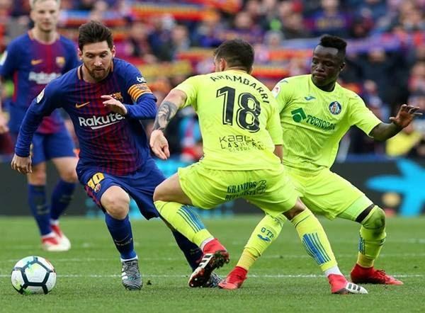 Nhận định soi kèo Châu Á giữa Barcelona vs Getaf