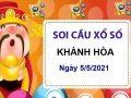 Soi cầu XSKH ngày 5/5/2021 – Soi cầu xổ số Khánh Hòa thứ 4 hôm nay