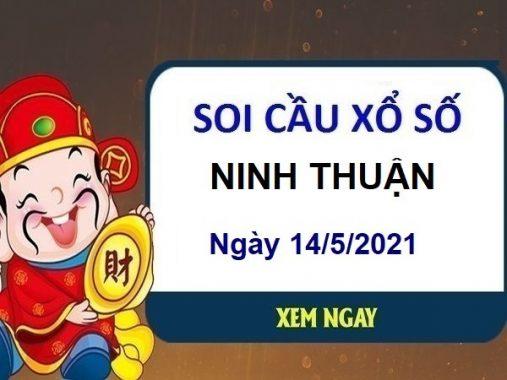 Soi cầu XSNT ngày 14/5/2021 – Soi cầu xổ số Ninh Thuận thứ 6 hôm nay