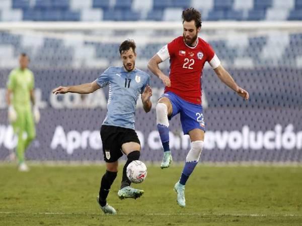 Nhận định bóng đá Paraguay vs Chile, 7h ngày 25/6