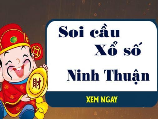 Soi cầu XSNT 11/6/2021 soi cầu bạch thủ xs Ninh Thuận