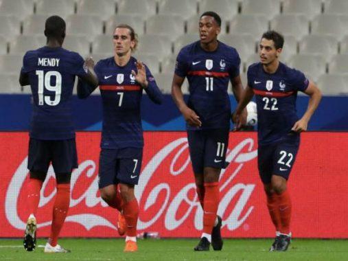 Tin bóng đá chiều 29/6: Tuyển Pháp cấm cửa WAGs tại Euro 2020