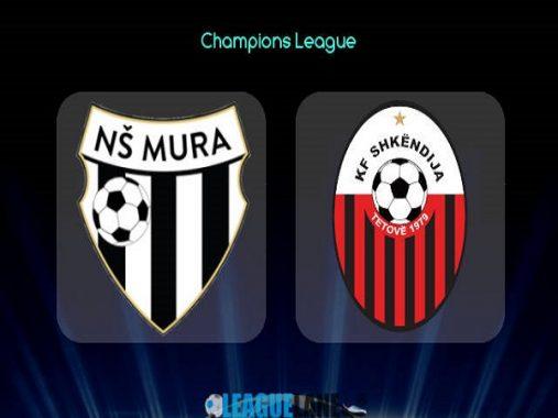 Nhận định Mura vs Shkendija – 01h00 14/07/2021, Cúp C1 châu Âu