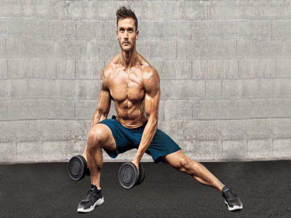 Hướng dẫn các bài tập gym cơ bản cho nam mới tập luyện