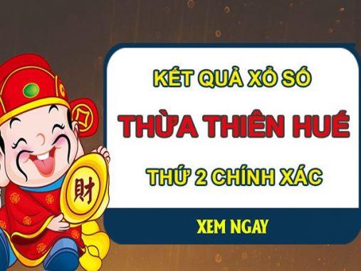 Soi cầu XSTTH 11/10/2021 chốt bạch thủ lô đài Huế