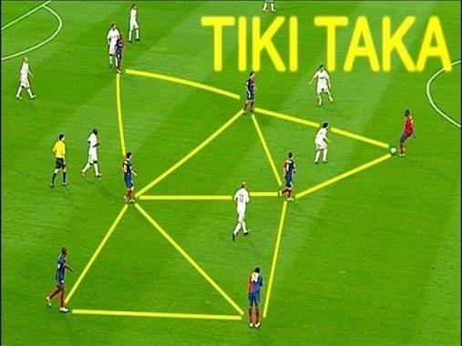 Tiki taka là gì? Những điều đặc biệt về lối chơi Tiki taka